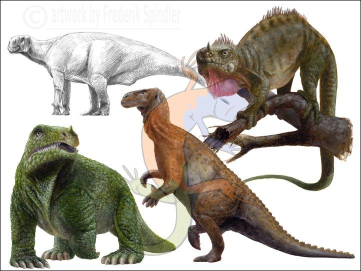 dinosaurs dr frederik spindler